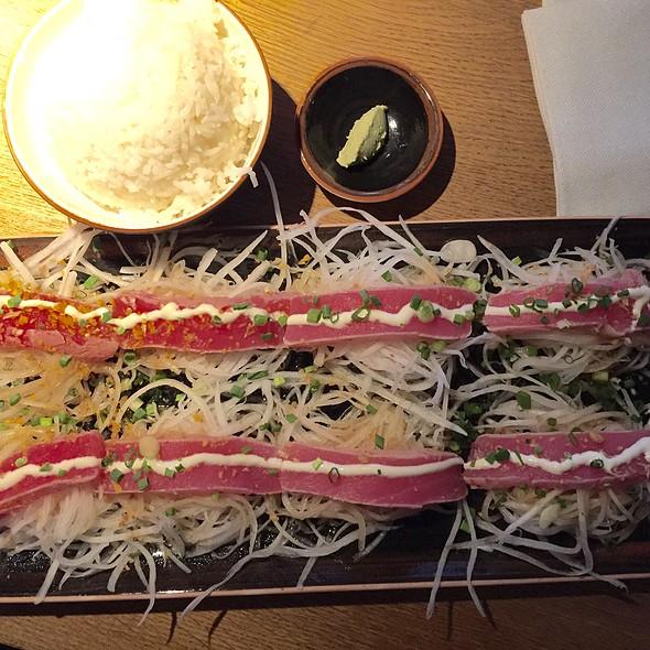 Yellowfin Tuna @ Restaurant-Bar Fugu Nydegg