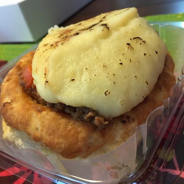 Cottage Pie Biscuit