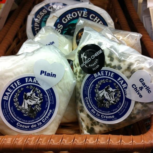 Baetje Farms Goat Cheese