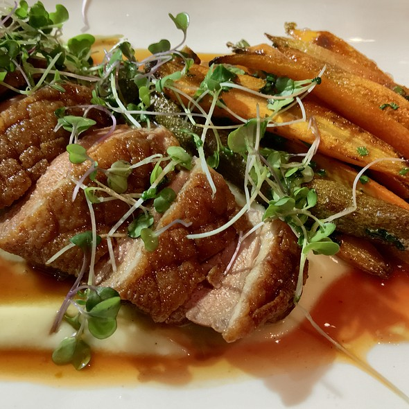 Lancaster Duck Breast - Square 1682, Philadelphia, PA