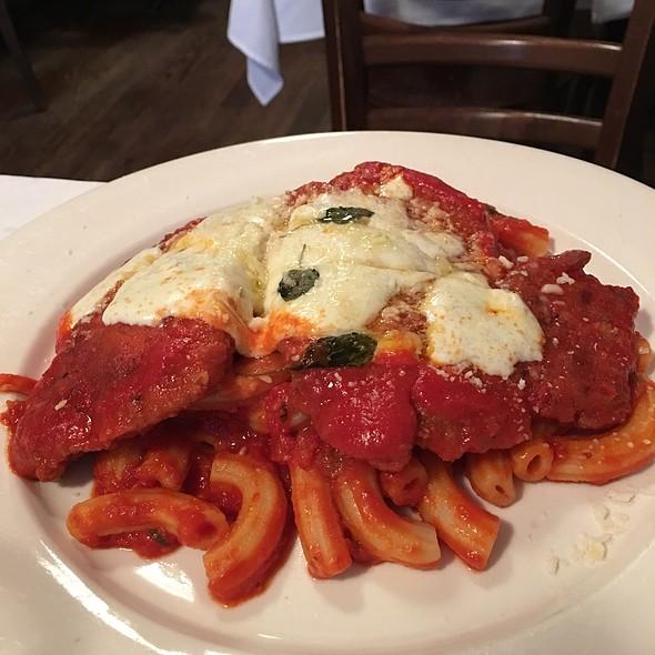 Chicken Parmesan @ Trattoria Di Monica