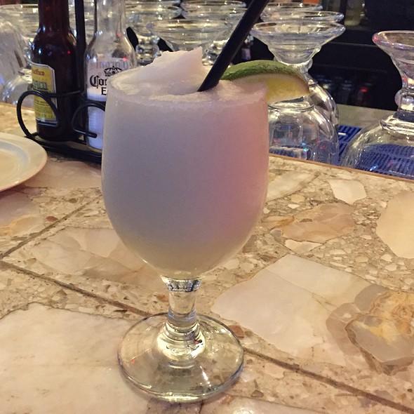 Frozen Margarita At Los Olivos Mexican Patio