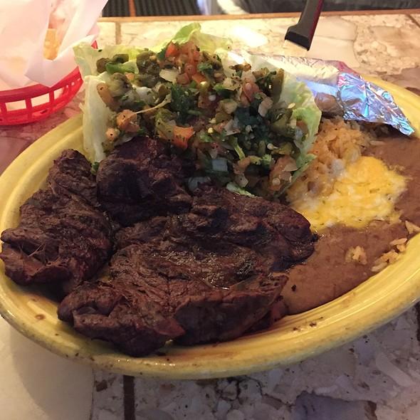 Elegant Carne Asada At Los Olivos Mexican Patio