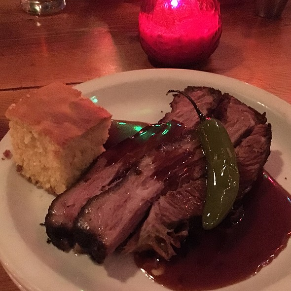 Brisket - The Silver Dollar - Priority Seating, Louisville, KY