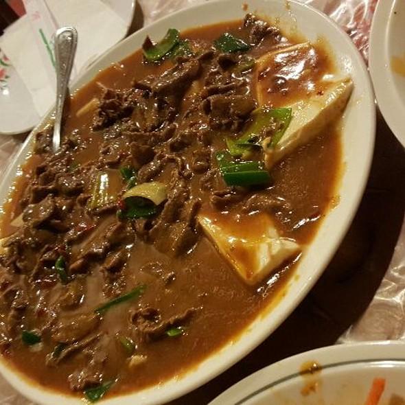 Beef And Tofu