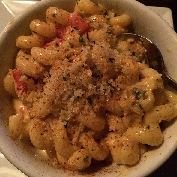 Maccaroni and Cheese @ Waterfront Kitchen