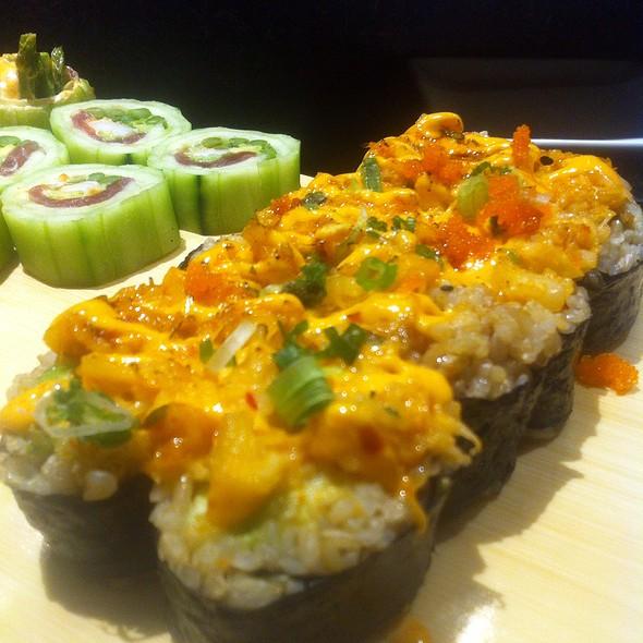 Beth's Roll & Dynamite Roll (Sushi)