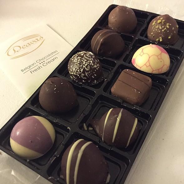 Assorted Organic Chocolates