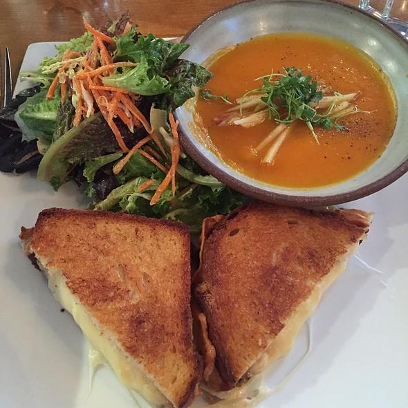 Cheese Melt Sandwich - Salt House, San Francisco, CA