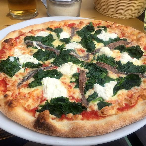 Pizza @ Trattoria da Alvise