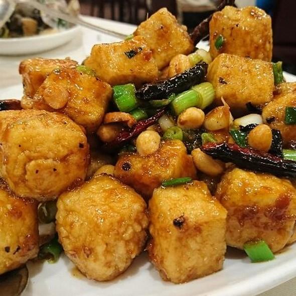 Kung Pao Bean Curd