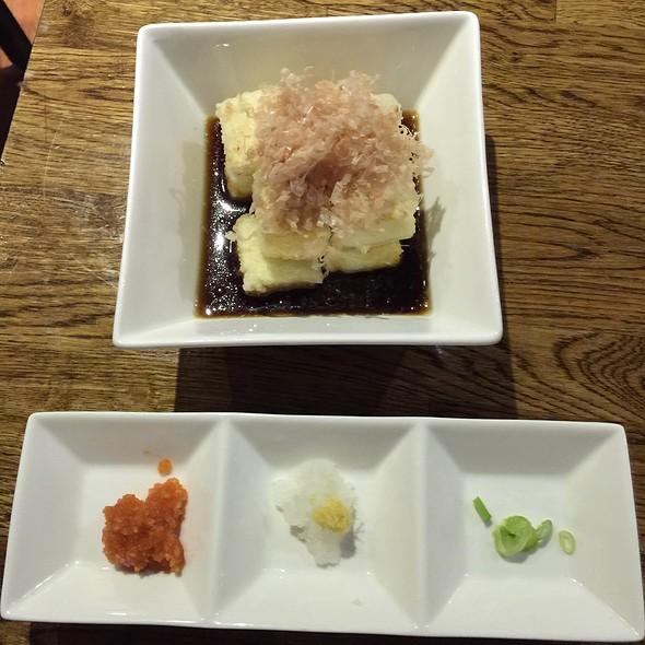 Agedashi Tofu @ DASH Japanese Tapas and Sushi