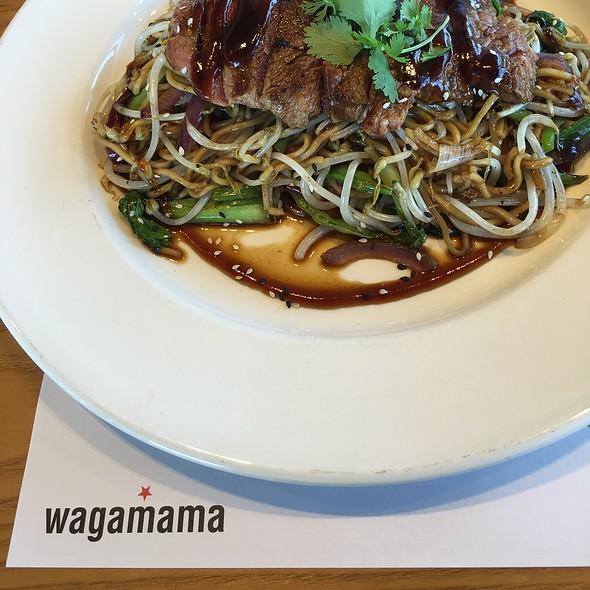 Beef Teriyaki Soba