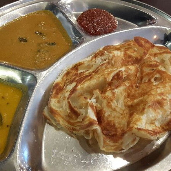 Roti Canai @ PappaRich Northbridge