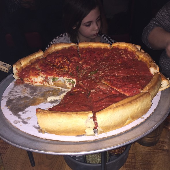 Special Deep Dish