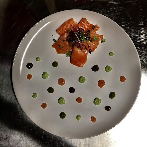 Salmon Sashimi - The Venue Sushi Bar & Sake Lounge, Palm Desert, CA