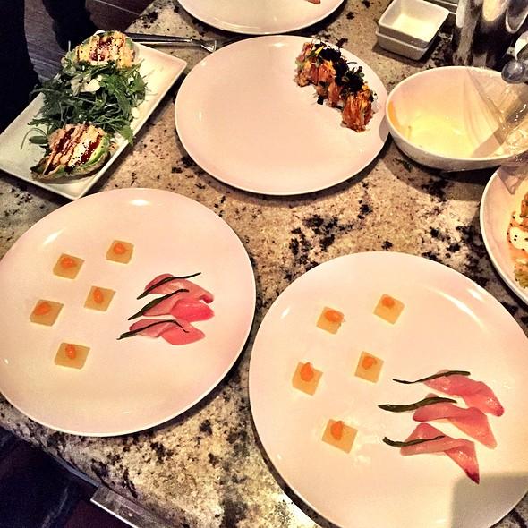 Omakase - The Venue Sushi Bar & Sake Lounge, Palm Desert, CA