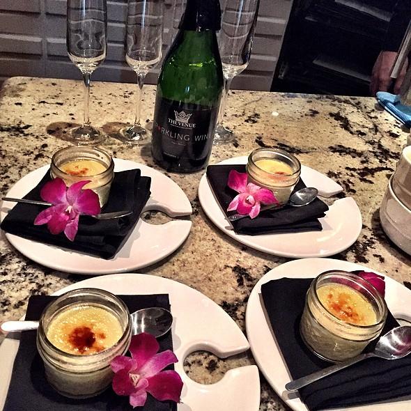 Creme Brulee - The Venue Sushi Bar & Sake Lounge, Palm Desert, CA