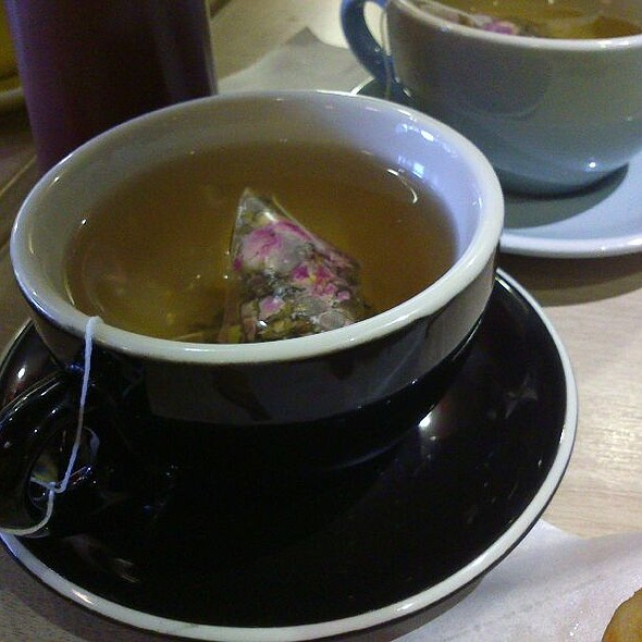 Rose Jasmine Green Tea