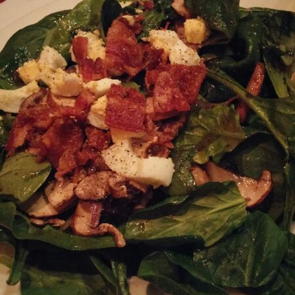 Spinach Salad - The Capital Grille - Buckhead, Atlanta, Atlanta, GA