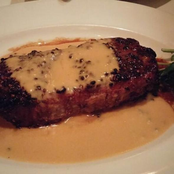 Steak Au Poivre - The Capital Grille - Buckhead, Atlanta, Atlanta, GA
