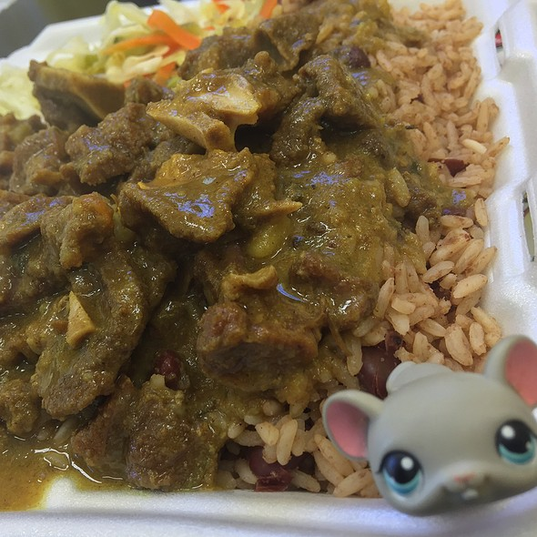 Goat Curry Slurp