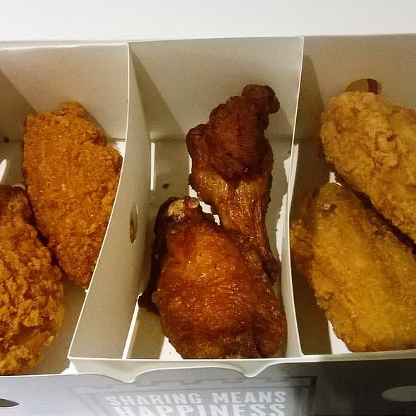 雞翼拼餐 Wings Platter Combo