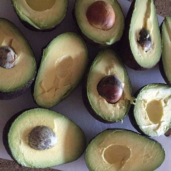 Avocadoes @ Home