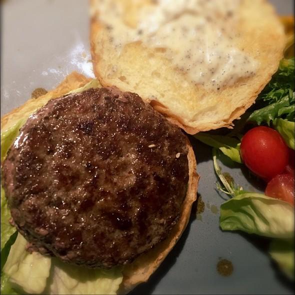 Wagyu With Truffle Burger