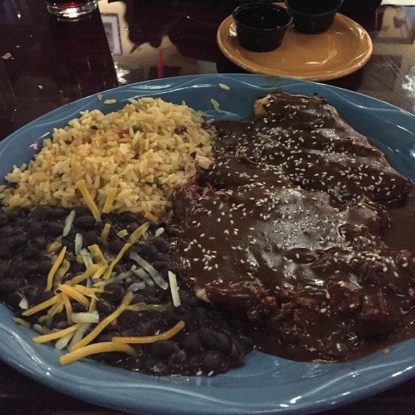 Molé Poblano  - Jalapeno's Grill, Walpole, MA