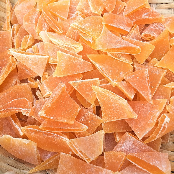 Dried Mango @ 築地場外市場 (Tsukiji Outer Market)