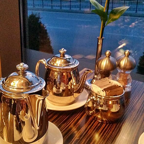 Coffee @ Radisson Blu Hotel, Istanbul Pera