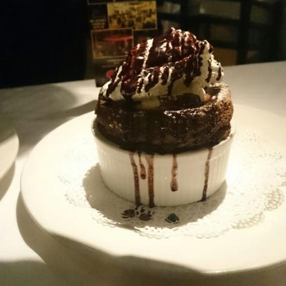 Chocolate Souffle - Bistango, Irvine, CA