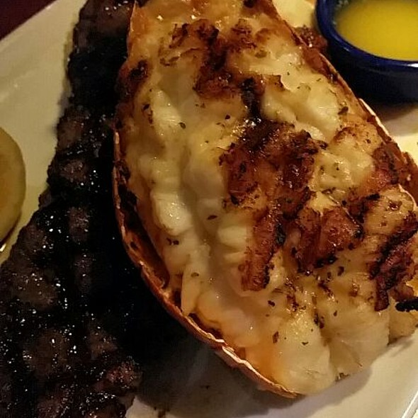 Steak and Lobster @ Red Lobster