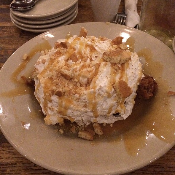 Fried Banana Cream Pie