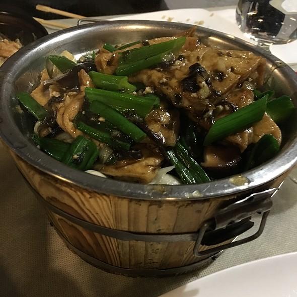 Tofu Saltato In Botte @ Wangjiao Chiantown