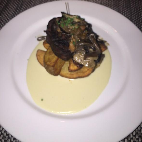 Grilled Beef Tenderloin @ Acadiana Restaurant
