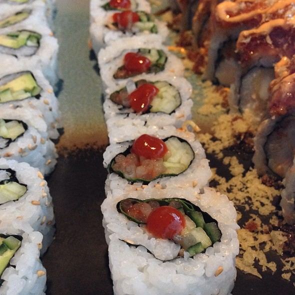 Spicy Thai Veggie Roll