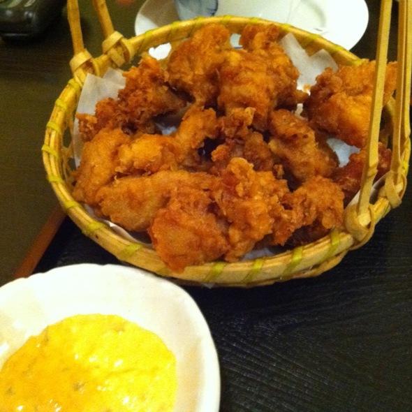 Fried Chicken w/ Tartar Sauce On The Side @ Kitchen Kura