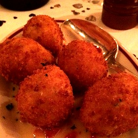 Grit Fritters