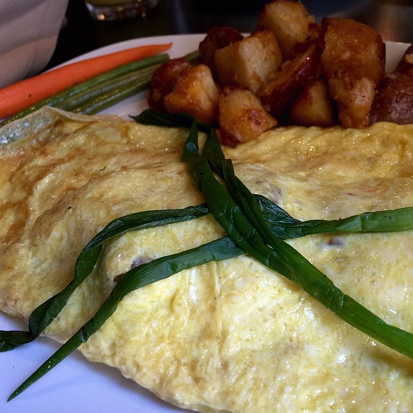 Billy Goat Omelette