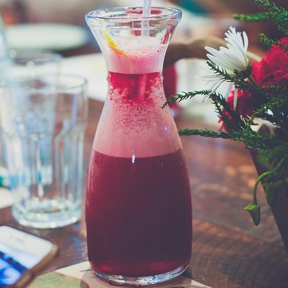 Juice @ Villa Mamas