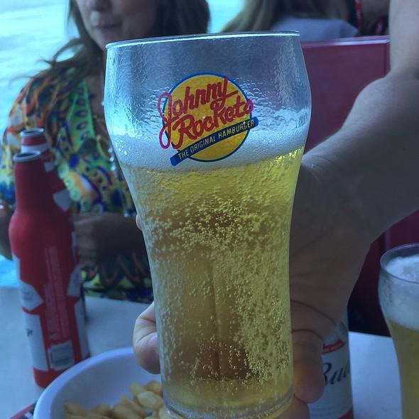 Budweiser Draught Beer
