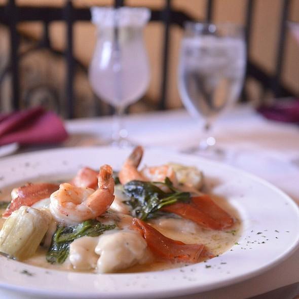 Chicken And Shrimp - La Scala, Baltimore, MD