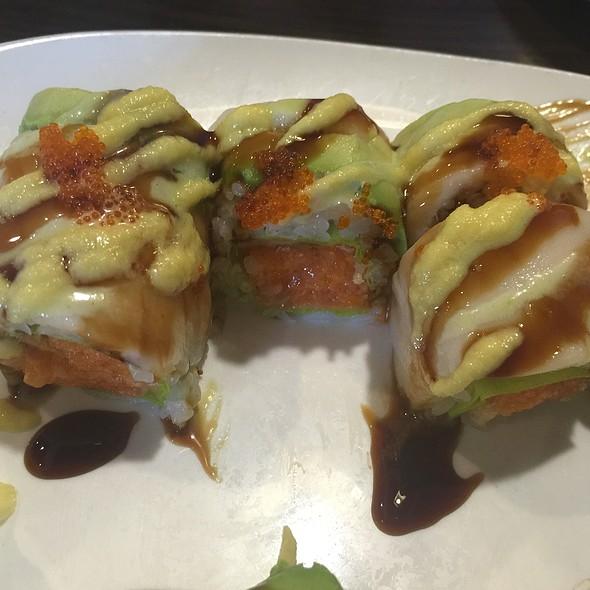 Picasso Sushi Roll - Koto Japanese Steakhouse - VT, South Burlington, VT