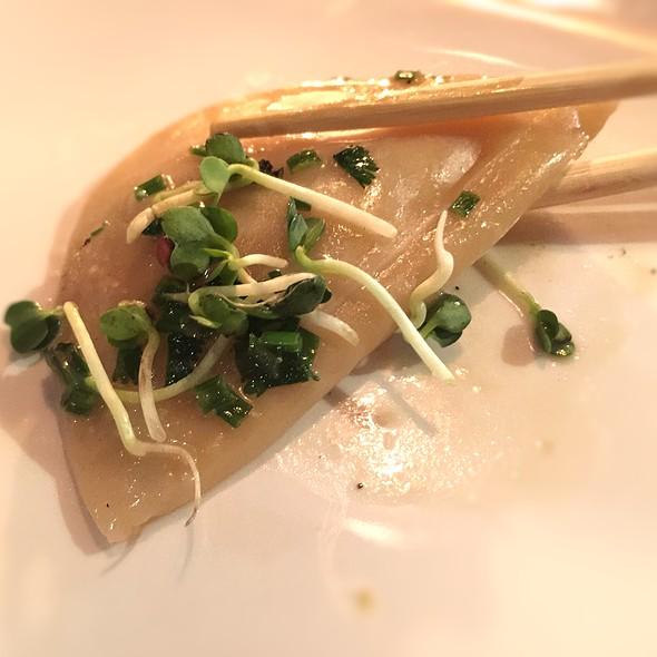 Butternut Squash Dumpling