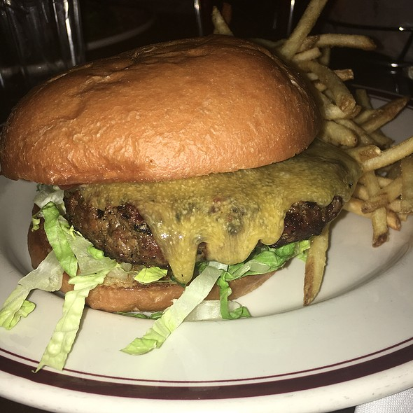 Chedder Cheeseburger