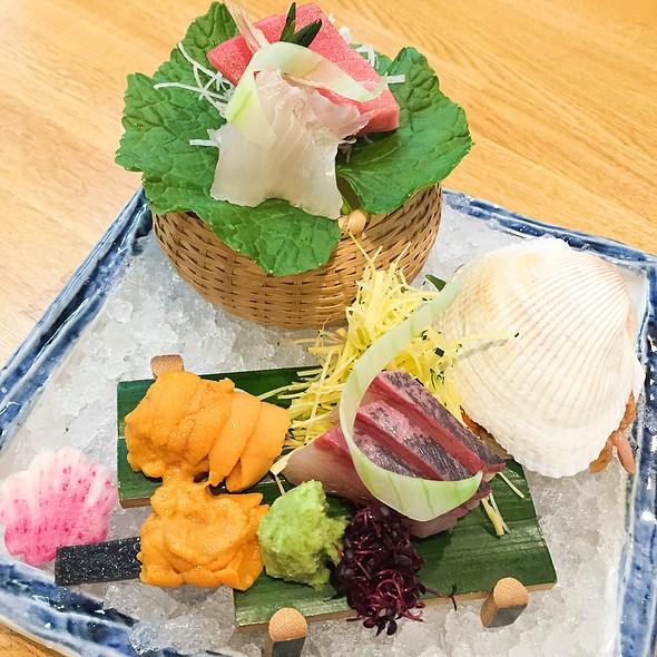 Assorted Seasonal Sashimi @ Aoi Marushin Asakusa