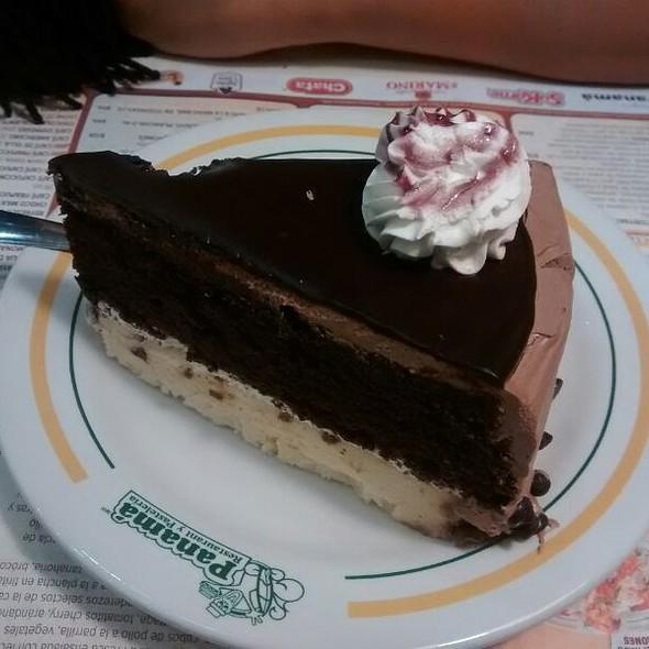 Pastel De Choco Queso