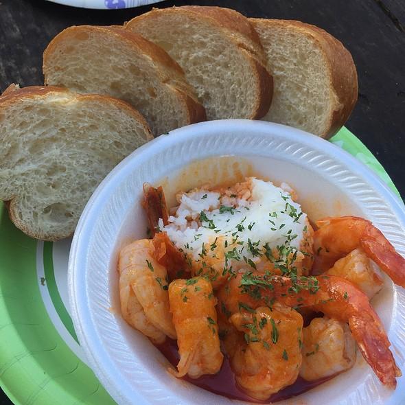 Buffalo Shrimp Bowl (Half)